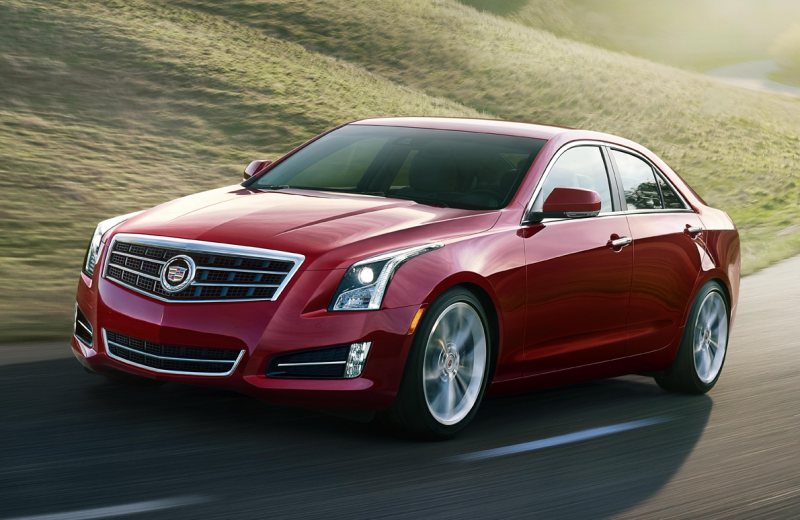 Home / Research / Cadillac / ATS / 2014