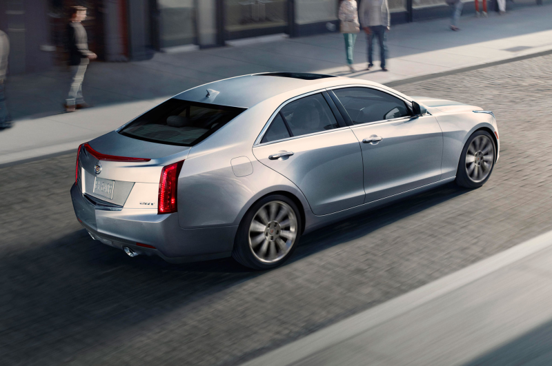 TOTD: You Pick - 2014 Cadillac ATS 3.6 or CTS 2.0T? Photo Gallery