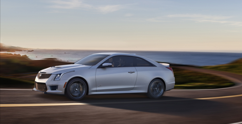 2016 Cadillac ATS-V Coupe: Hot Or Not?