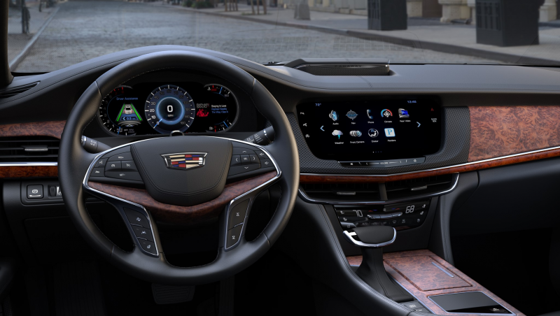 2016 Cadillac CT6 – Metro Weekly