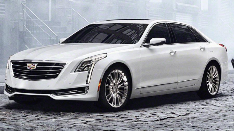 2016 Cadillac CT6 Launches the $12 Billion Comeback