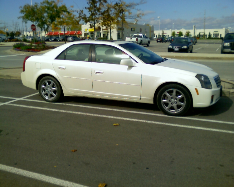 Picture of 2003 Cadillac CTS, exterior