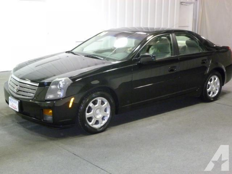 2004 Cadillac CTS Base for sale in Muscatine, Iowa
