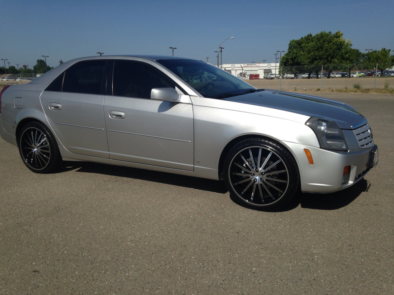 Picture of 2007 Cadillac CTS 3.6L, exterior