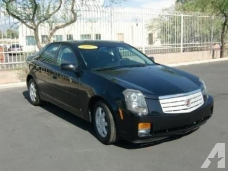 2007 Cadillac CTS for sale in Tucson, Arizona