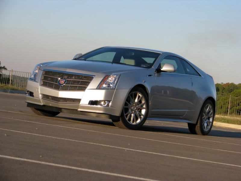 Her and His Review of 2011 Cadillac CTS Coupe