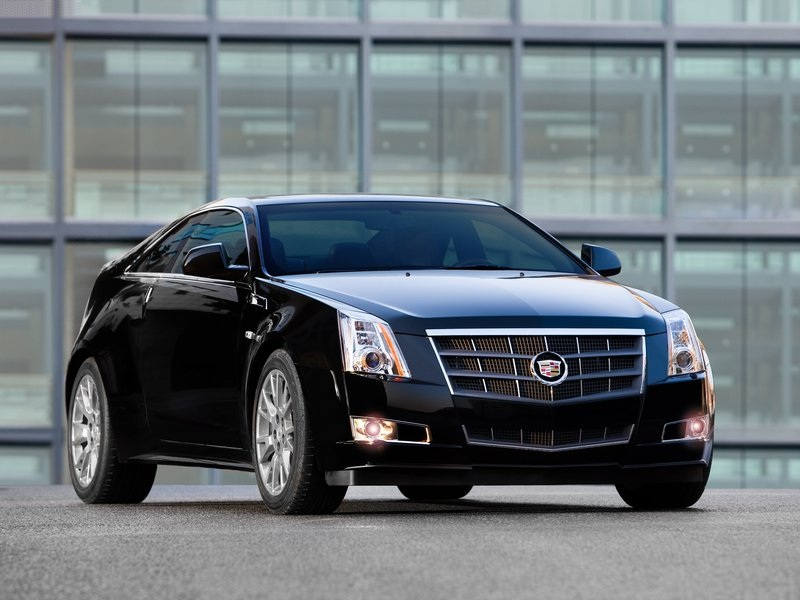 the new 2012 cadillac cts coupe review and video