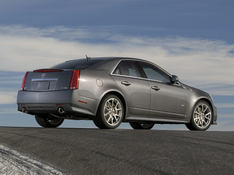 2013 Cadillac CTS-V Price, Photos, Reviews & Features