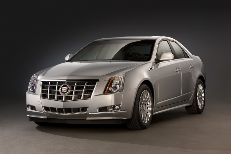 Home / Research / Cadillac / CTS / 2013