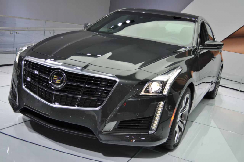 2014 Cadillac CTS Price with Release Date