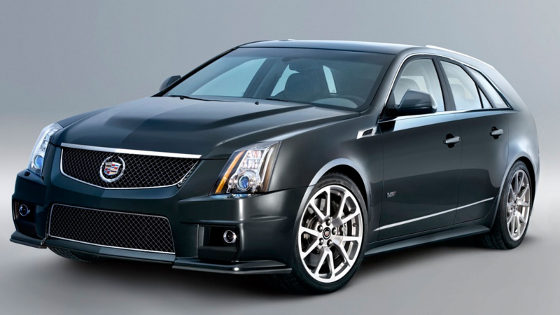 Cadillac CTS V wagon thrown first to market in 2014 and for the price ...
