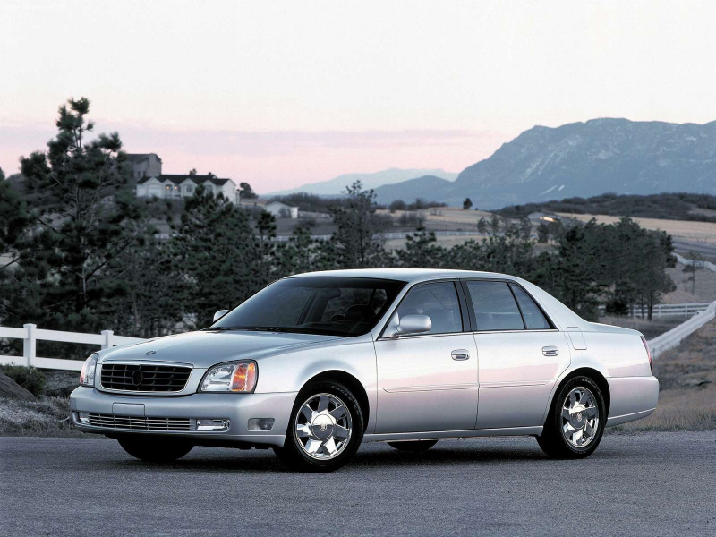Cadillac Deville STS