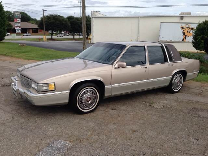 1989 Cadillac DeVille for sale in Anderson SC
