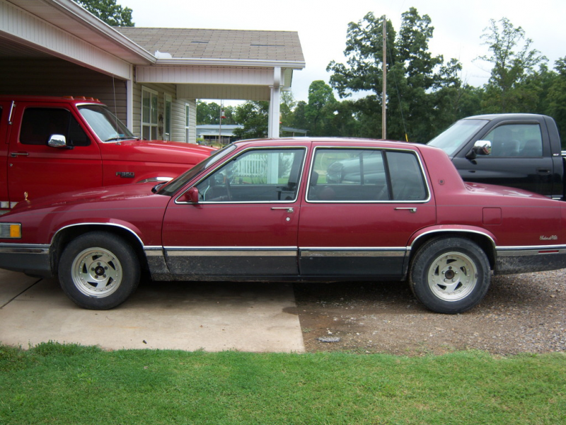 southerncaddy's 1991 Cadillac DeVille
