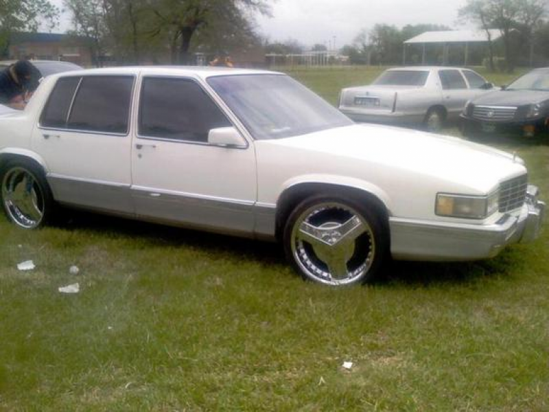 YunGdawG's 1991 Cadillac DeVille
