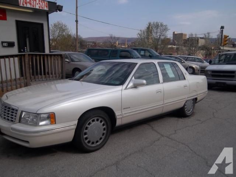 1998 Cadillac DeVille for Sale in Uniontown, Pennsylvania Classified ...