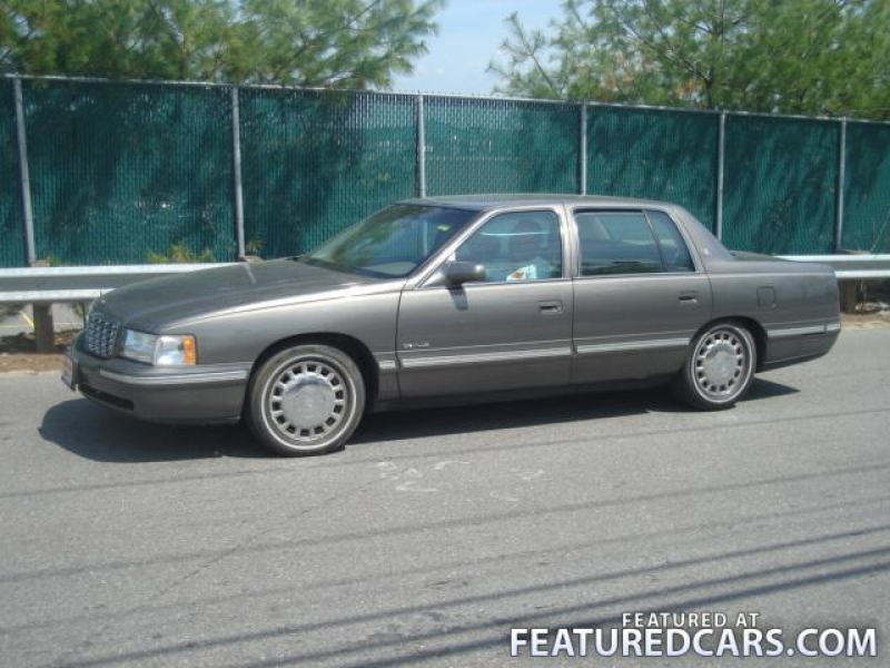 1998 Cadillac Deville $4,500 Add to Your List