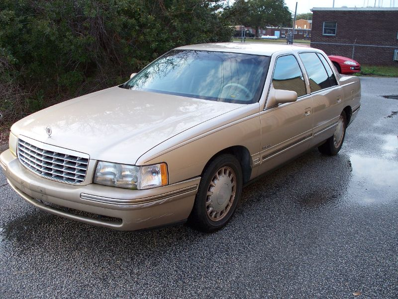 Picture of 1999 Cadillac DeVille, exterior