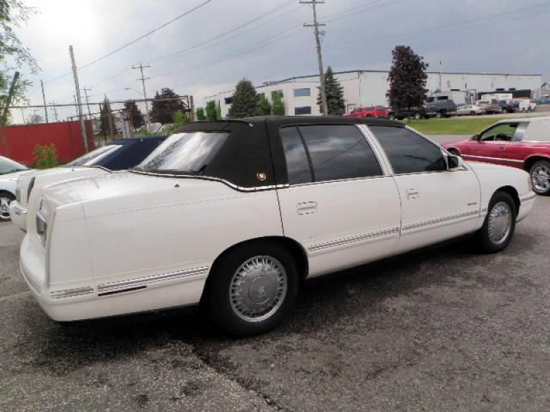 1999 Cadillac DeVille 50th Anniversary Edition in Barrie, Ontario ...
