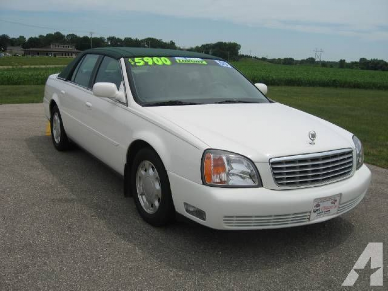2000 Cadillac DeVille for sale in Cambridge, Wisconsin