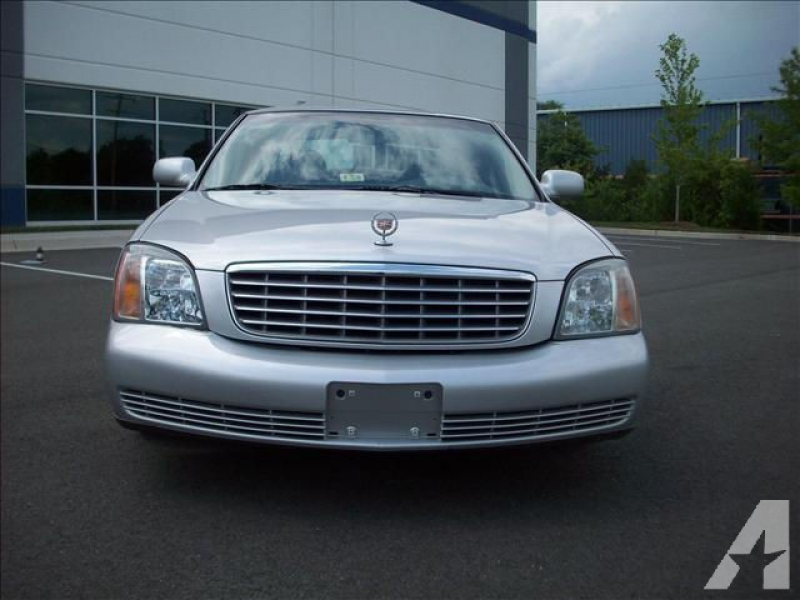 2002 Cadillac DeVille for sale in Chantilly, Virginia