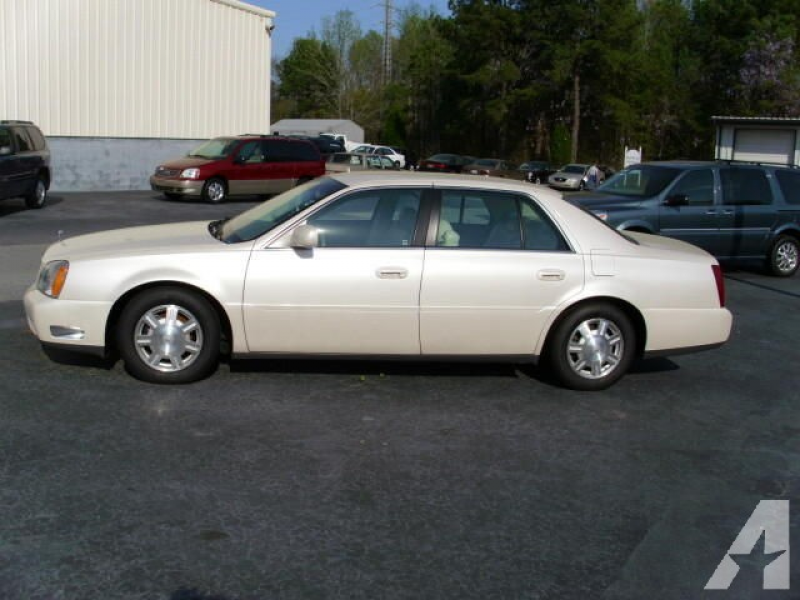 2003 Cadillac DeVille for sale in Laurens, South Carolina