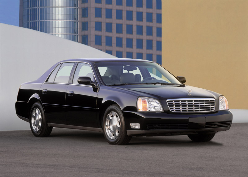 2005 Cadillac DeVille - Photo Gallery