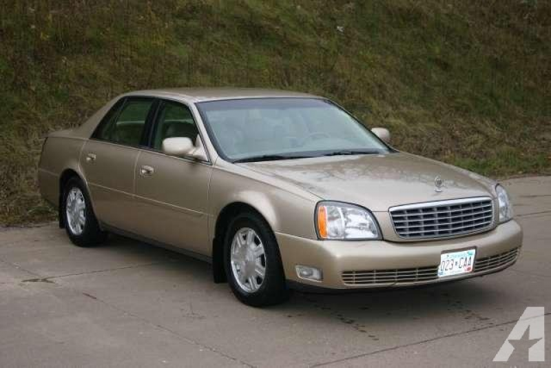 2005 Cadillac DeVille for sale in Winona, Minnesota