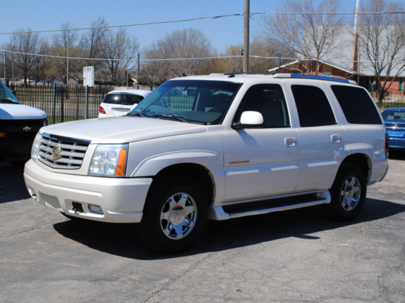 2003 Cadillac Escalade Base Portland Or