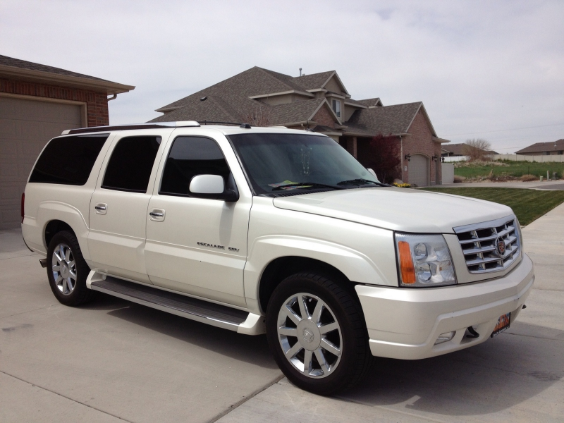 Picture of 2005 Cadillac Escalade ESV AWD, exterior