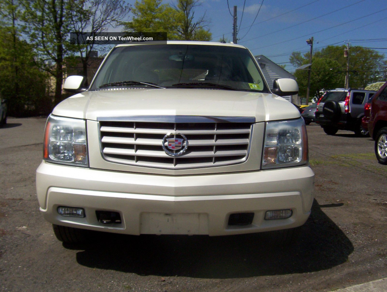 2005 Cadillac Escalade Esv Escalade photo 9