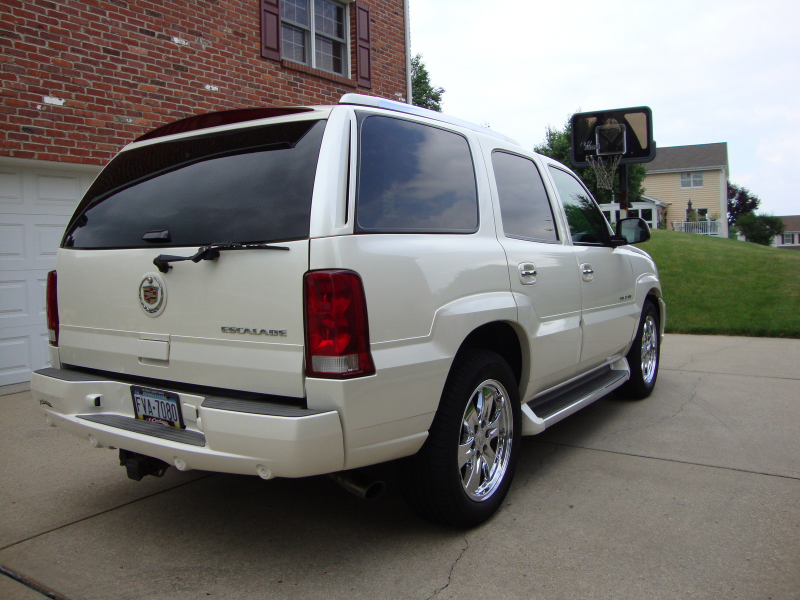 What's your take on the 2005 Cadillac Escalade?