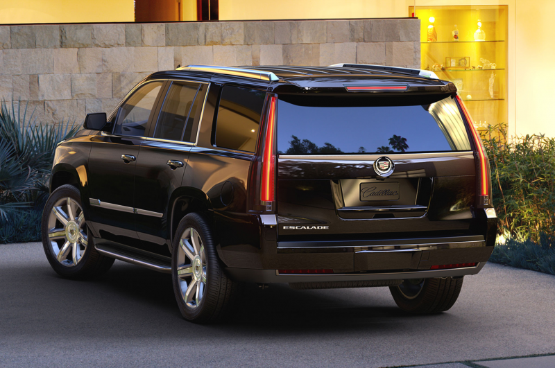 Refreshing or Revolting: 2015 Cadillac Escalade Photo Gallery