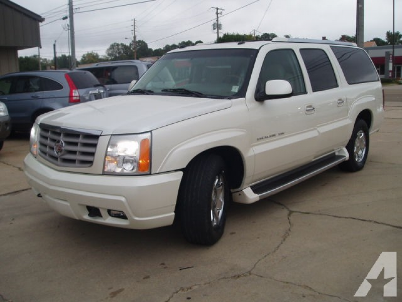 2004 Cadillac Escalade ESV for sale in Ridgeland, Mississippi