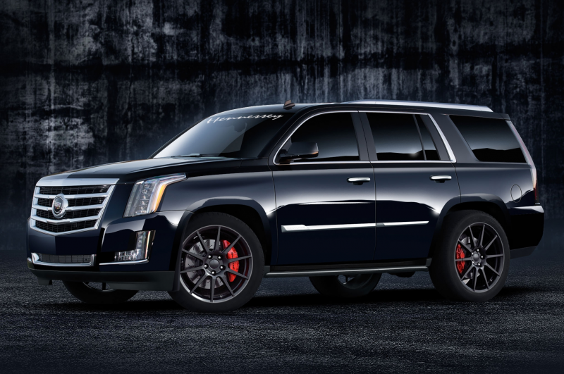 Photo Gallery of the 2016 Cadillac Escalade Platinum Price, Release ...