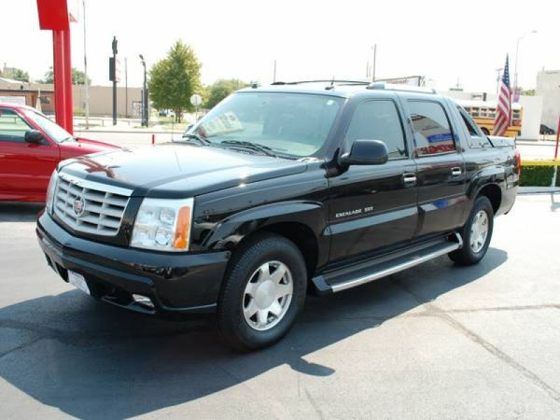 What's your take on the 2004 Cadillac Escalade EXT?