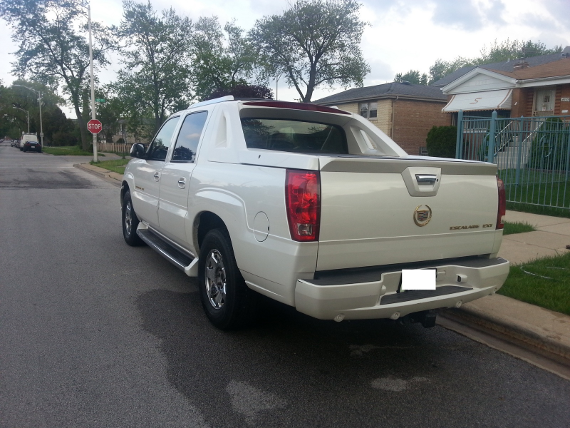 Picture of 2004 Cadillac Escalade EXT AWD SB, exterior