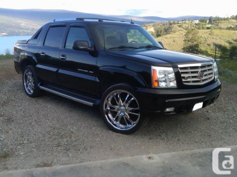 2005 Cadillac Escalade EXT in Kamloops, British Columbia for sale