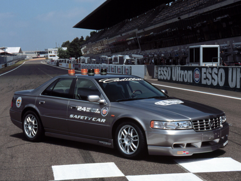 Cadillac Seville STS Pace Car '2000