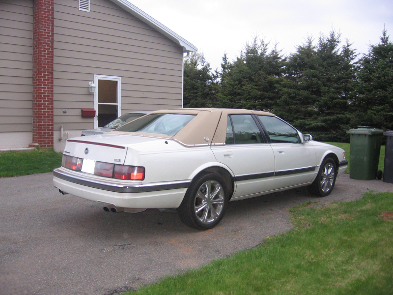 Picture of 1996 Cadillac Seville SLS