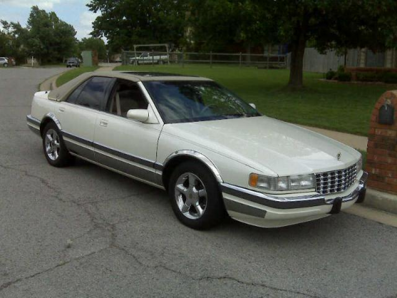 cadillac seville this is my 1996 cadillac seville sls i keep thr