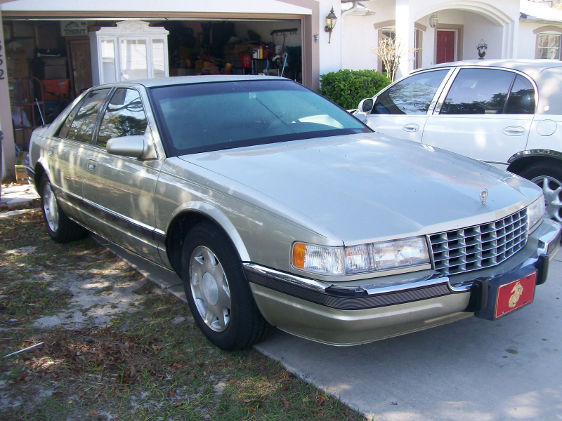Picture of 1996 Cadillac Seville SLS, exterior