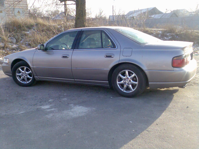 Another as999as 1999 Cadillac Seville post...