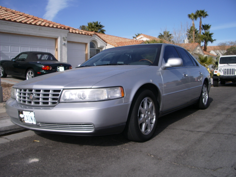 Picture of 1999 Cadillac Seville, exterior