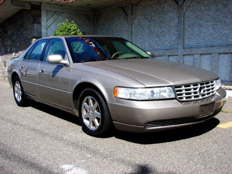 Picture of 2001 Cadillac Seville SLS, exterior