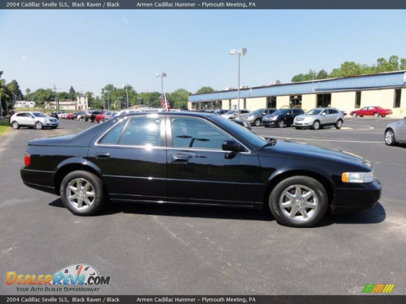 Black Raven 2004 Cadillac Seville SLS Photo #7