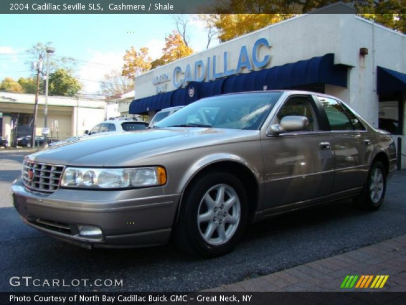 2004 Cadillac Seville SLS in Cashmere. Click to see large photo.