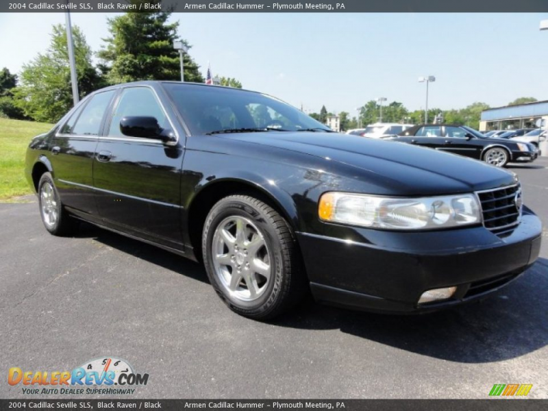 Black Raven 2004 Cadillac Seville SLS Photo #5