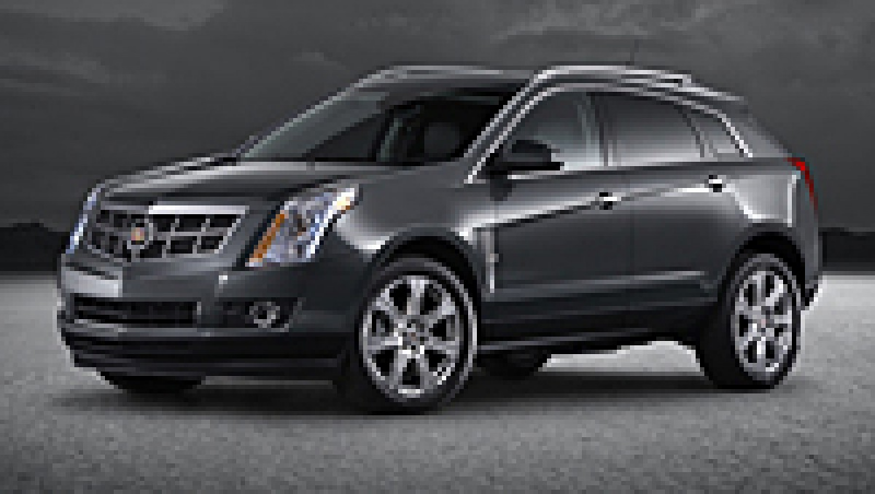 VIDEO Cars Cadillac SRX 2010 Car Video