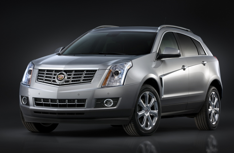 Home / Research / Cadillac / SRX / 2015